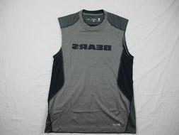 NEW Nike Chicago Bears - Gray Dri-Fit Sleeveless Shirt
